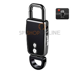 Spy Voice Recorder 8GB Keychain Noise Reduction