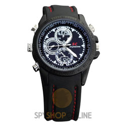 Spy Wrist Watch Hidden Camera HD - Sports