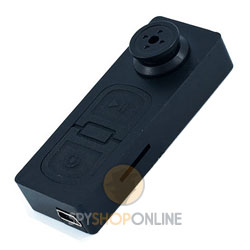 Spy Button Hidden Mini Camera HD