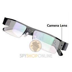 Spy Eyewear Glasses Hidden Camera Full HD