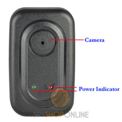 Spy Mini Charger Adapter Camera Motion Detector