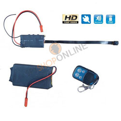 Spy HD 1080P Mini DV DVR Hidden Camera Module
