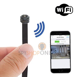 Spy Night Vision P2P WiFi HD Hidden Camera