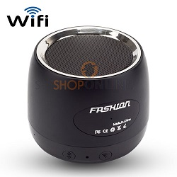 Full HD P2P WIFI Bluetooth speaker Spy Camera