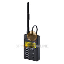 Anti-Spy Wireless RF Signal Bug Detector