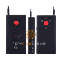 RF Signal Bug Detector Hidden Camera Finder