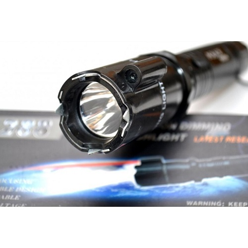 Flash Light (Torch) Stun Gun Taser