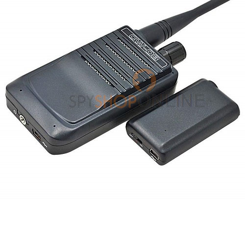Spy Micro Wireless Audio Receive Transmitter Wireless HD Voice Audio Transmitter and Receiver