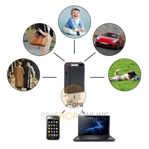 Car GPS Personal Tracker Real Time Mini Tracking Device