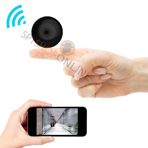 Mini HD 1080P Portable Magnetic WiFi Security DVR 150 digree Spy Camera