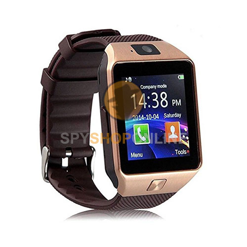 Smart Wrist Watch Mobile with SIM Card Slot
